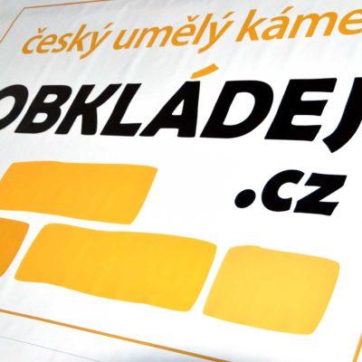 Banner pro firmu Obkládej.cz