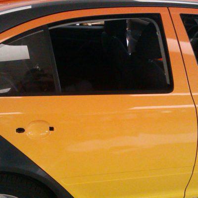 Celopolep vozu Škoda Octavia
