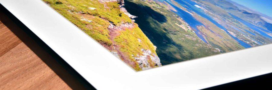 Luxusní fotoobrazy v rámech Nielsen
